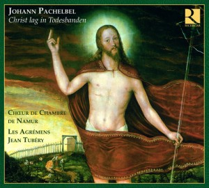 Johann Pachelbel's Christ lag in Todesbanden, featuring the Chamber Choir of Namur