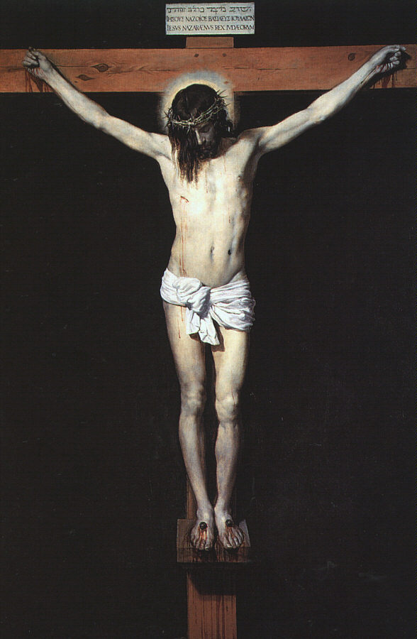Christ on the Cross - Velazquez 1632