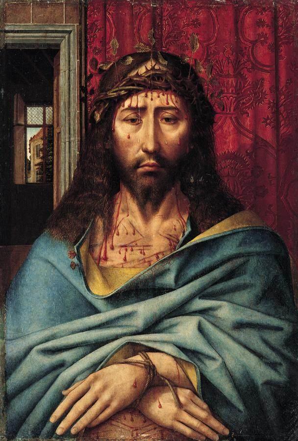 The Man of Sorrows - Coter    1500