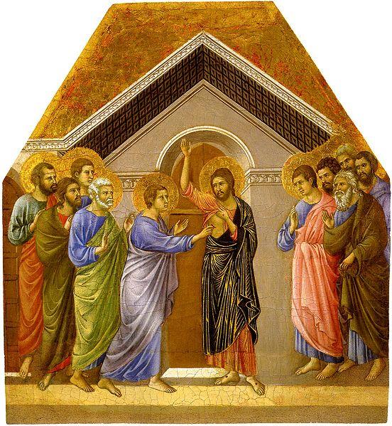 552px-The-Maesta-Altarpiece-The-Incredulity-of-Saint-Thomas-1461_Duccio