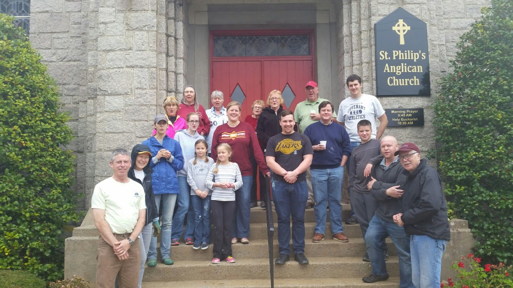 Mission Day, St. Philip's