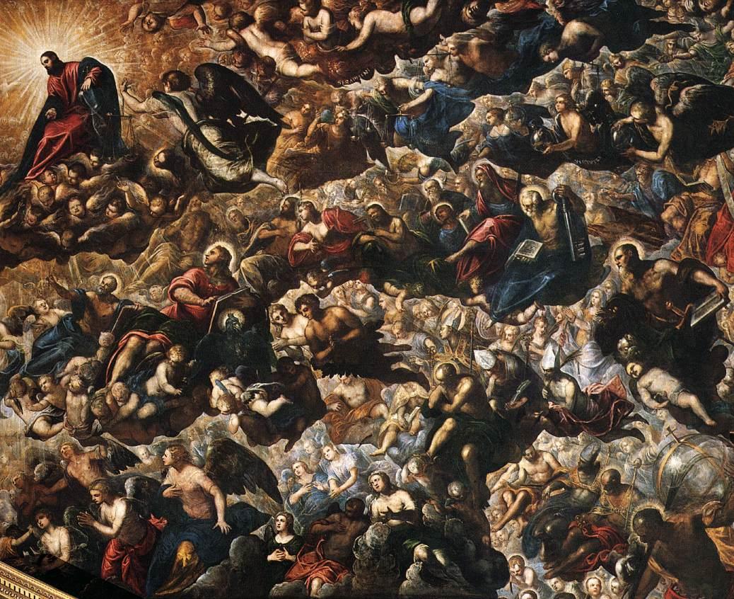 Paradise - Tintoretto 1588