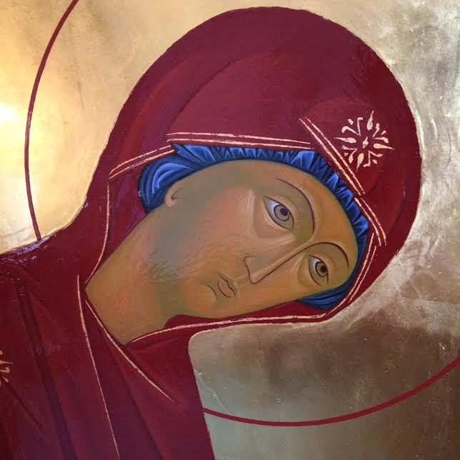 Mary Mother of God - All Saints Anglican Church 2016