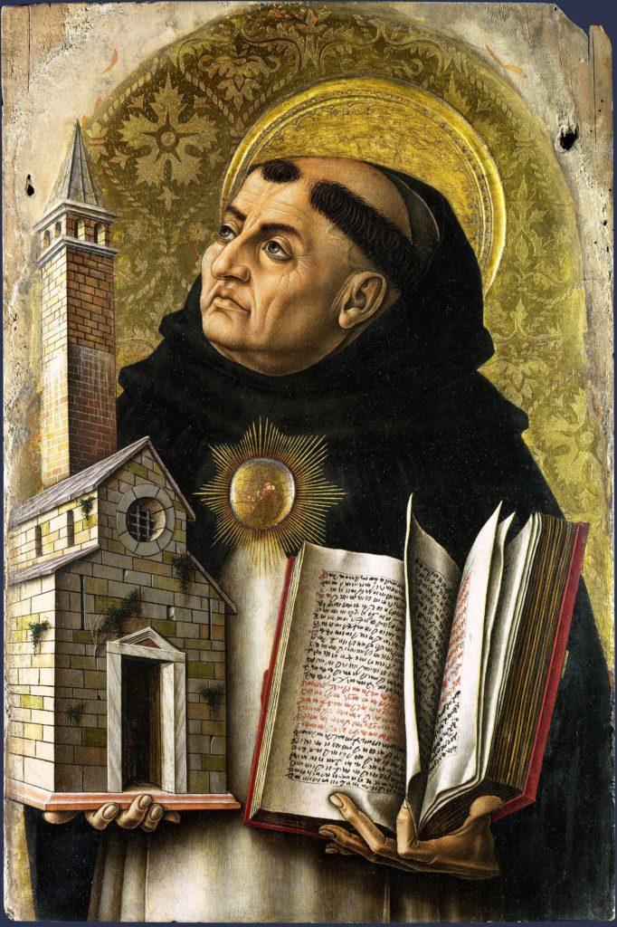 Thomas Aquinas - 1600