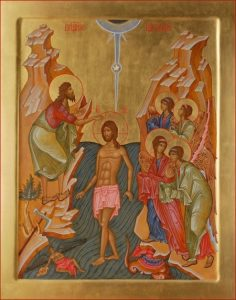 Fr. Mark's Sermon for Epiphany II