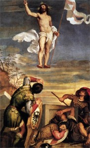 Titian, The resurrection