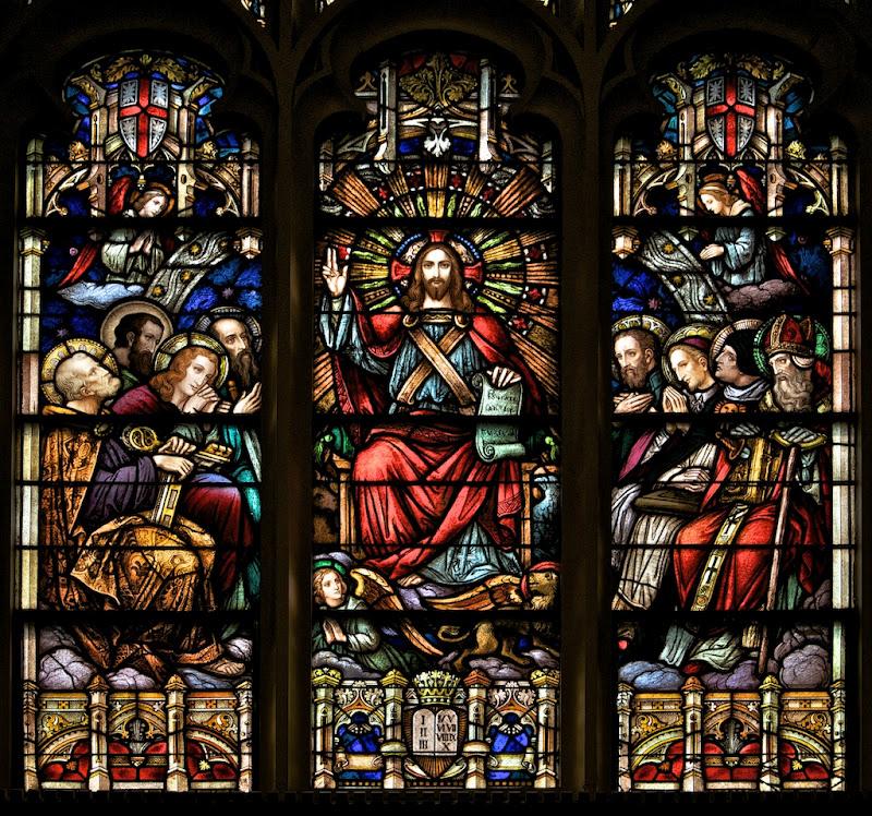 Christ the King - St. Vincent Chapel, St. Louis