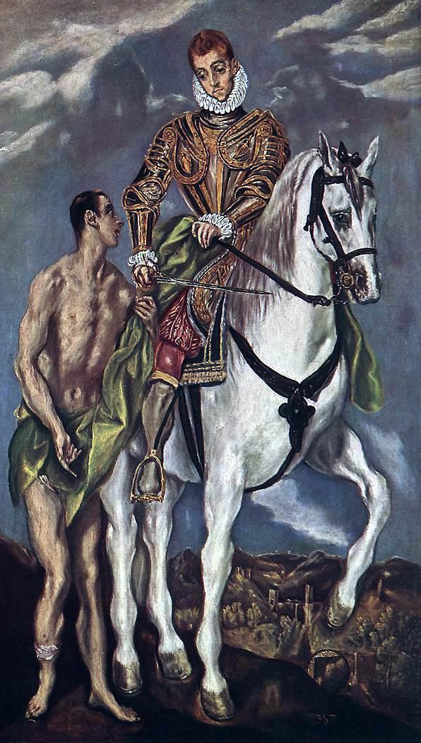 St. Martin & the Beggar