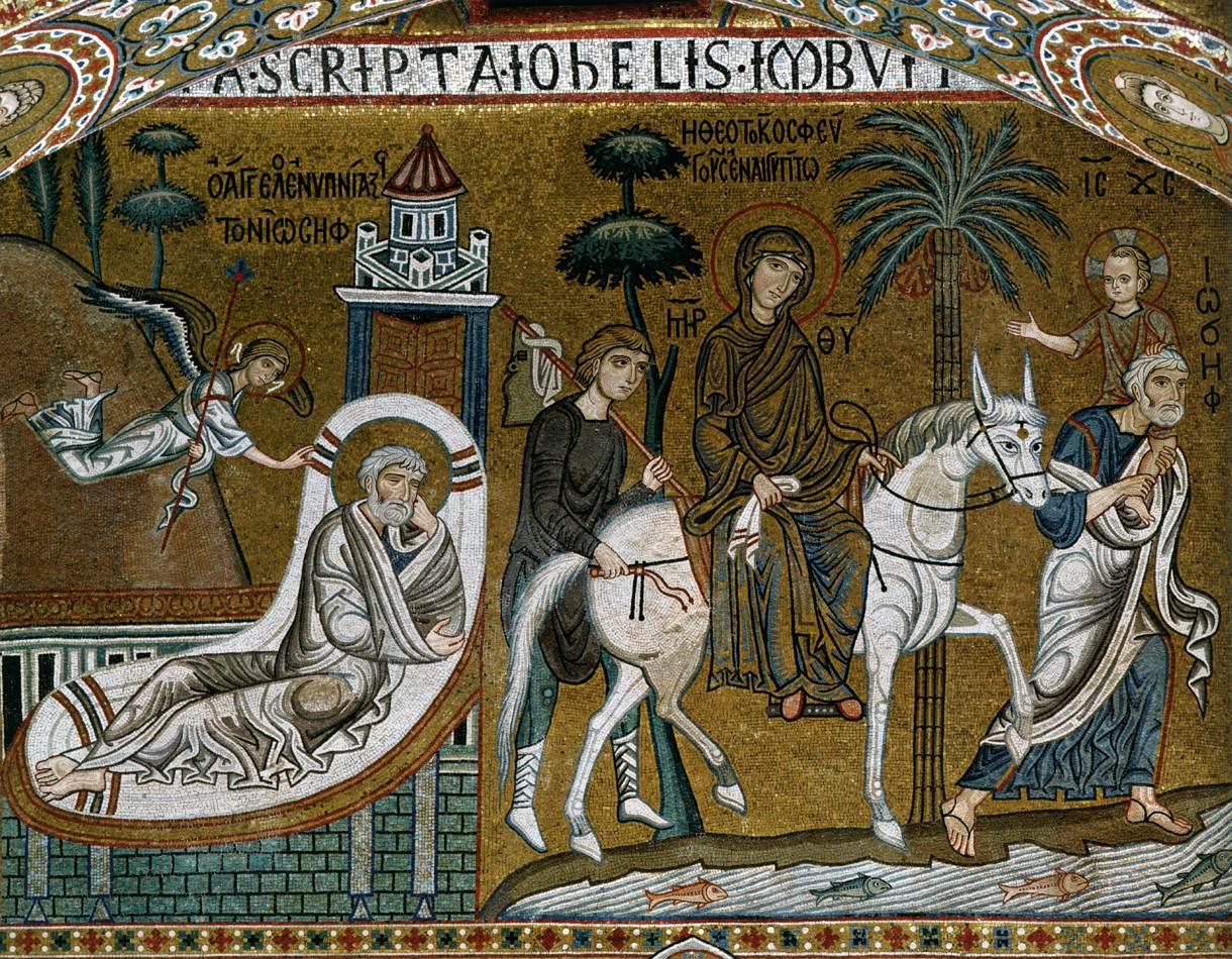 Joseph's Dream - Italian 1140
