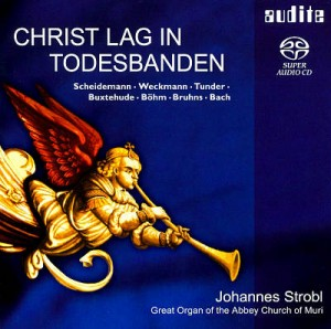 A feast of German baroque organ music played by Johannes Strobl