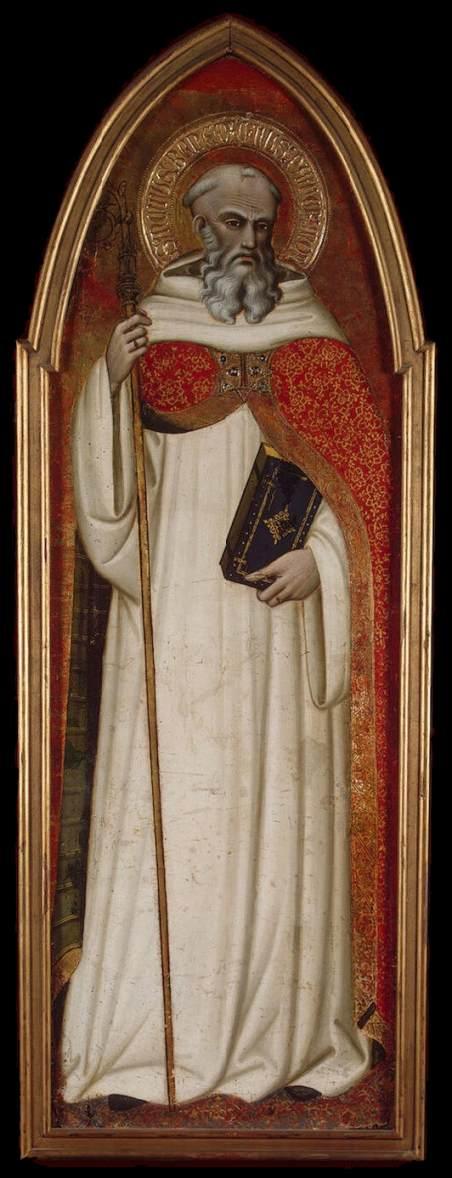St. Benedict - Spinello 1383