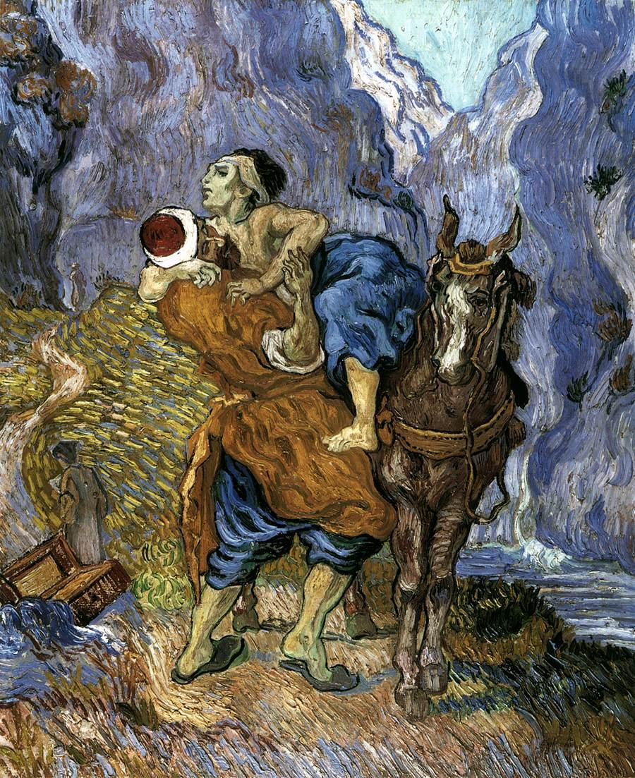 Good Samaritan - Van Gogh 1890