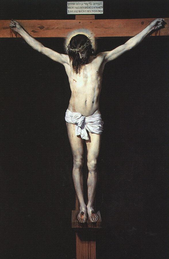 Christ on the Cross - Velazquez 1632