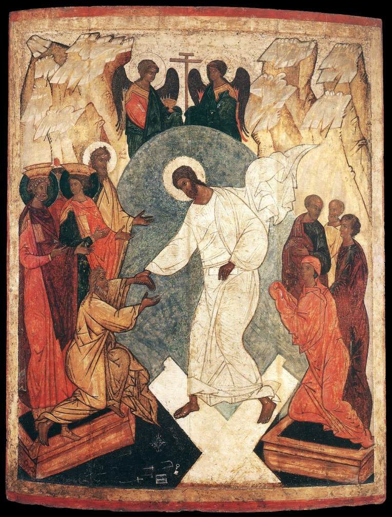 The Harrowing of Hell - Russian 1500