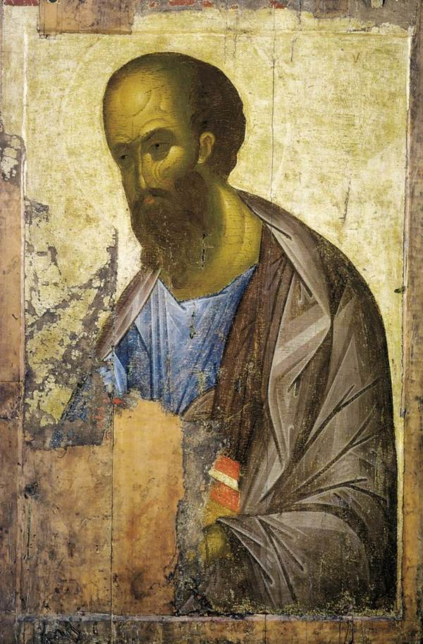 St. Paul - Rublyov 1410