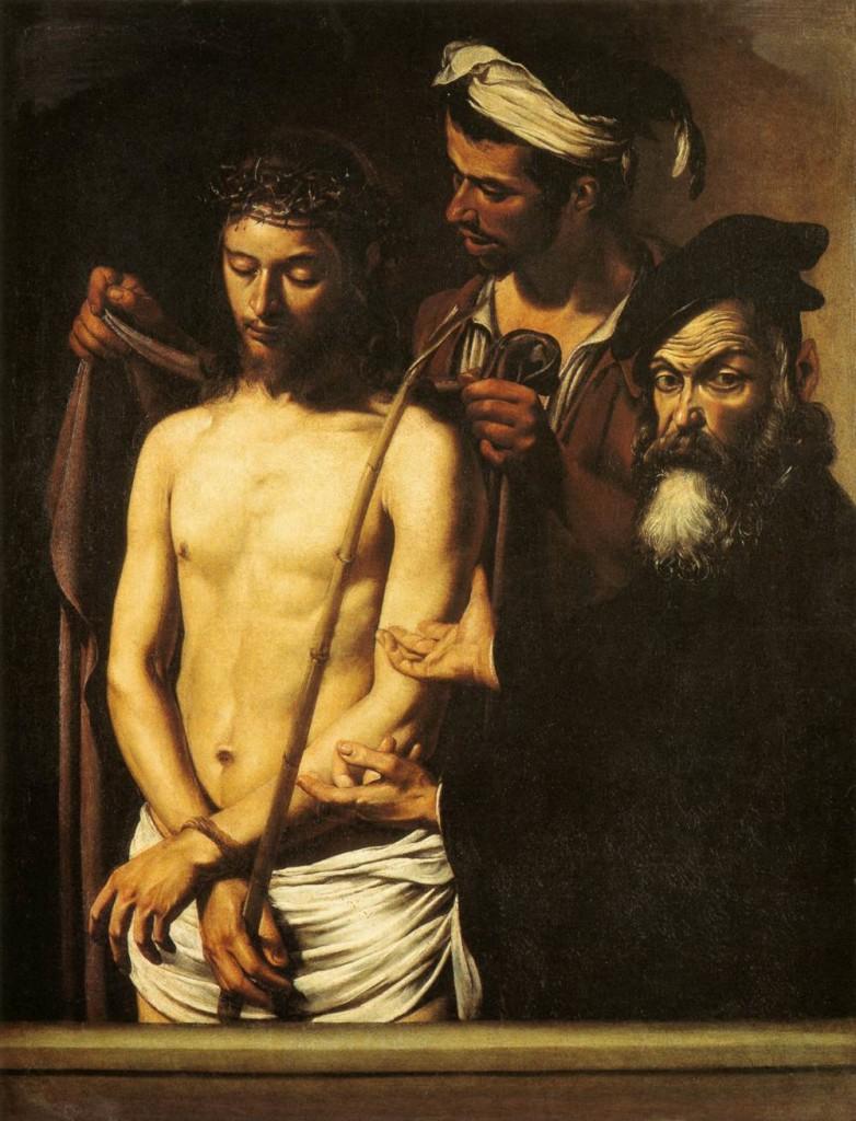 Ecce Homo - Caravaggio 1606