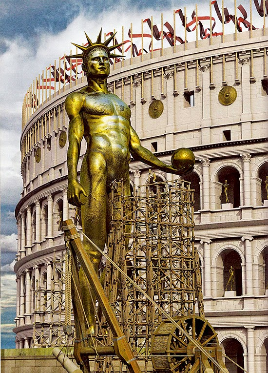 The Colossus of Nero Caesar