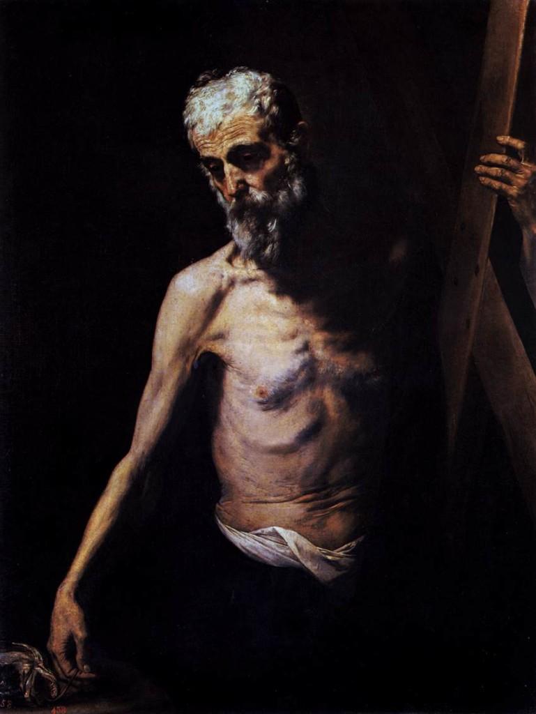 St. Andrew, Ribera 1630