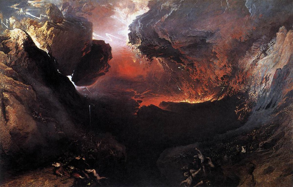 Great Day of His Wrath - Martin 1851
