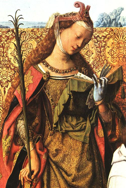 St. Agnes - Master 1500