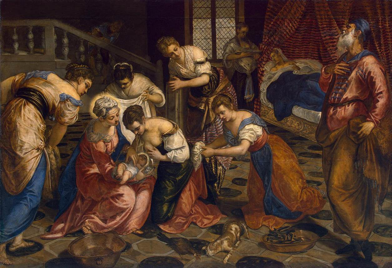 Nativity of John Baptist