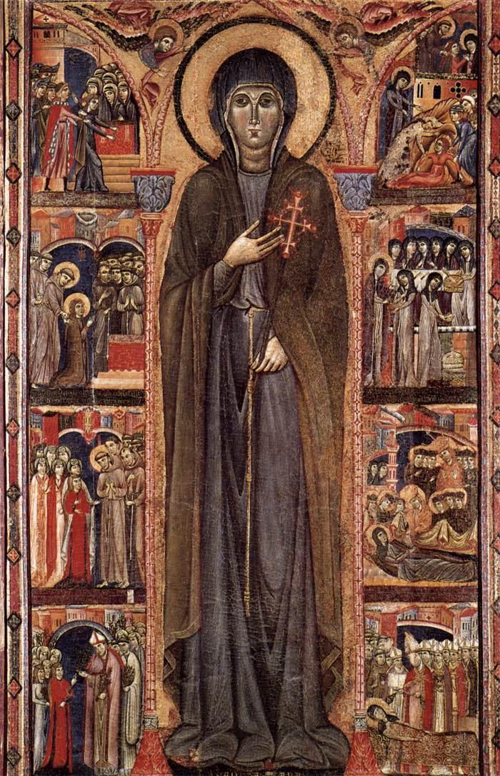 St. Clare - Italian 1280