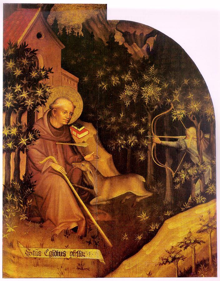 St. Giles - Master 1472