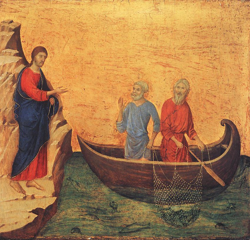 Calling Andrew & Simon - Duccio 1308