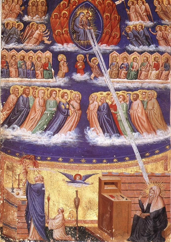 The Revelation of St. Bridget - 1400