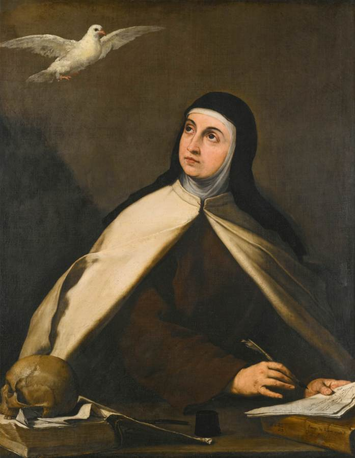 St. Theresa of Avila - Ribera 1644
