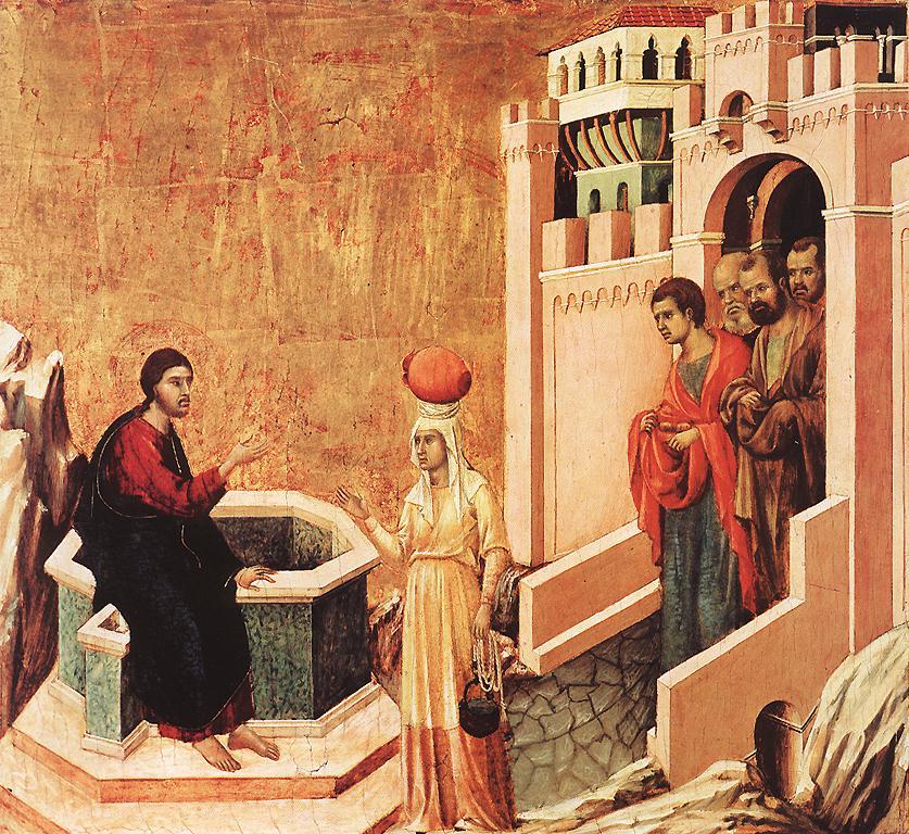Jesus & the Samaritan Woman