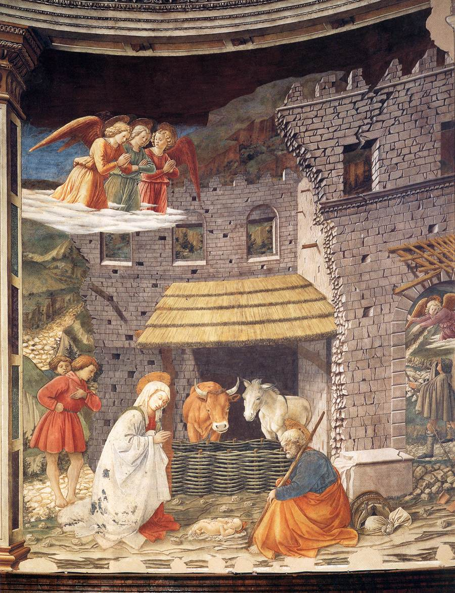 The Nativity - Lippa 1467
