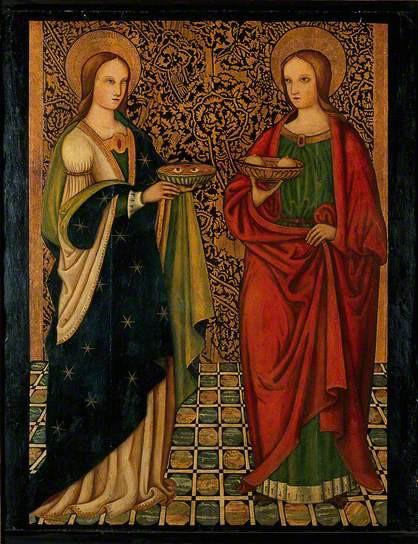 St. Lucy & St. Agatha