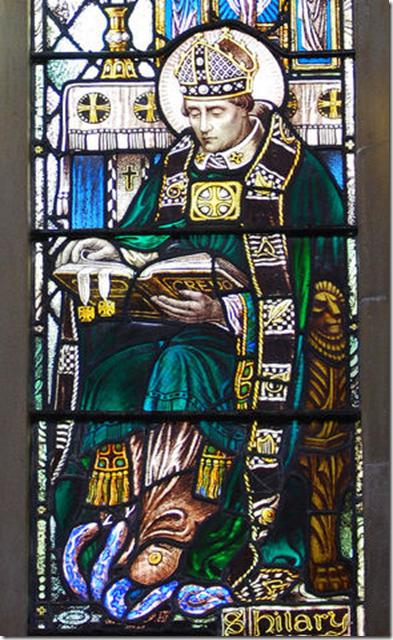 St. Hilary, B.C.D.