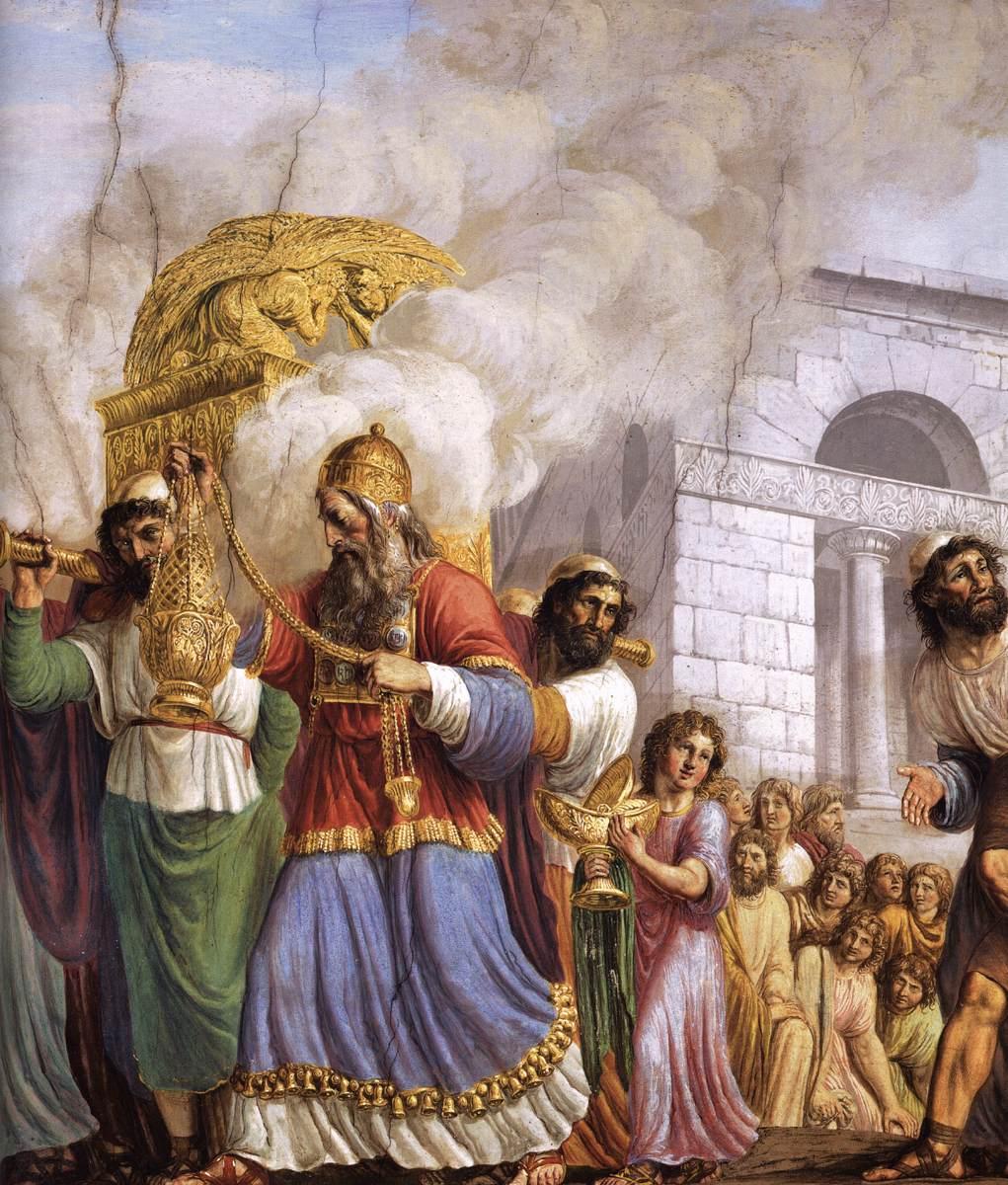 Ark of the Covenant - Ademollo 1816