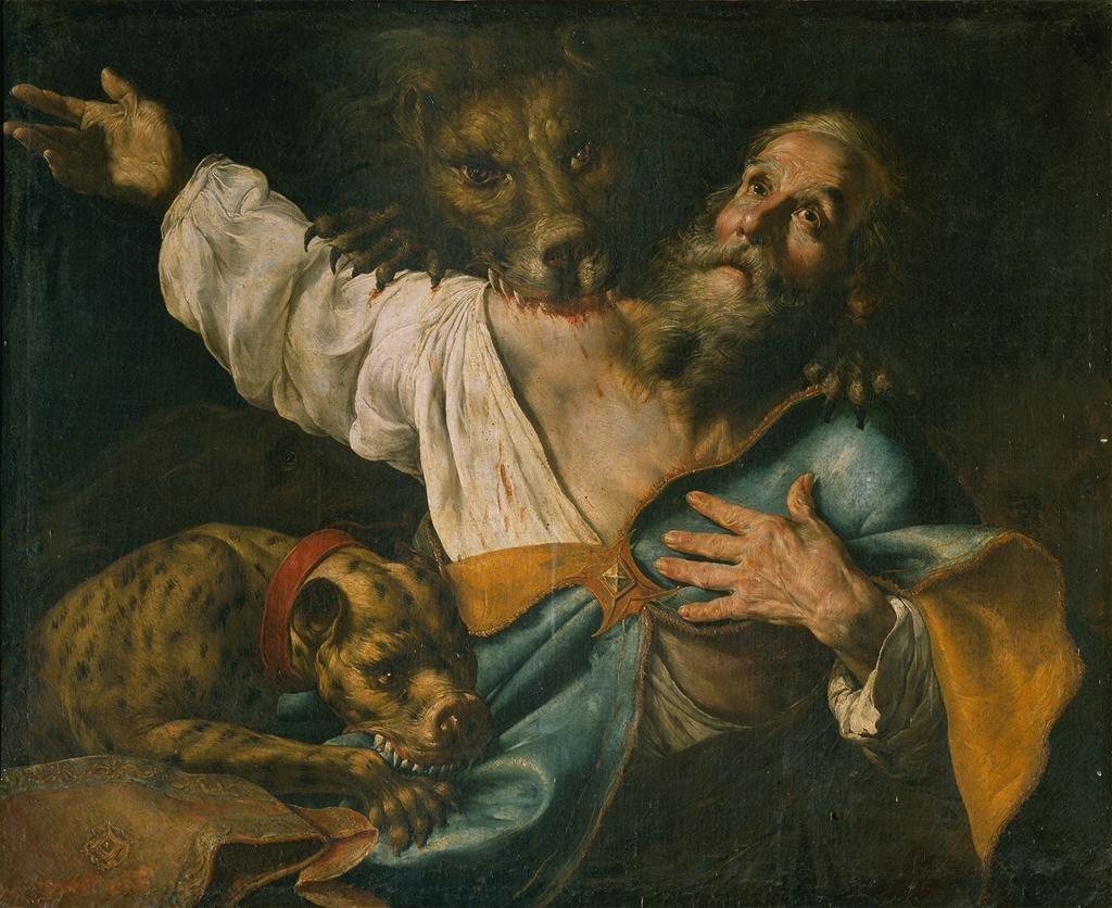 Bishop Ignatius Fights the Beasts