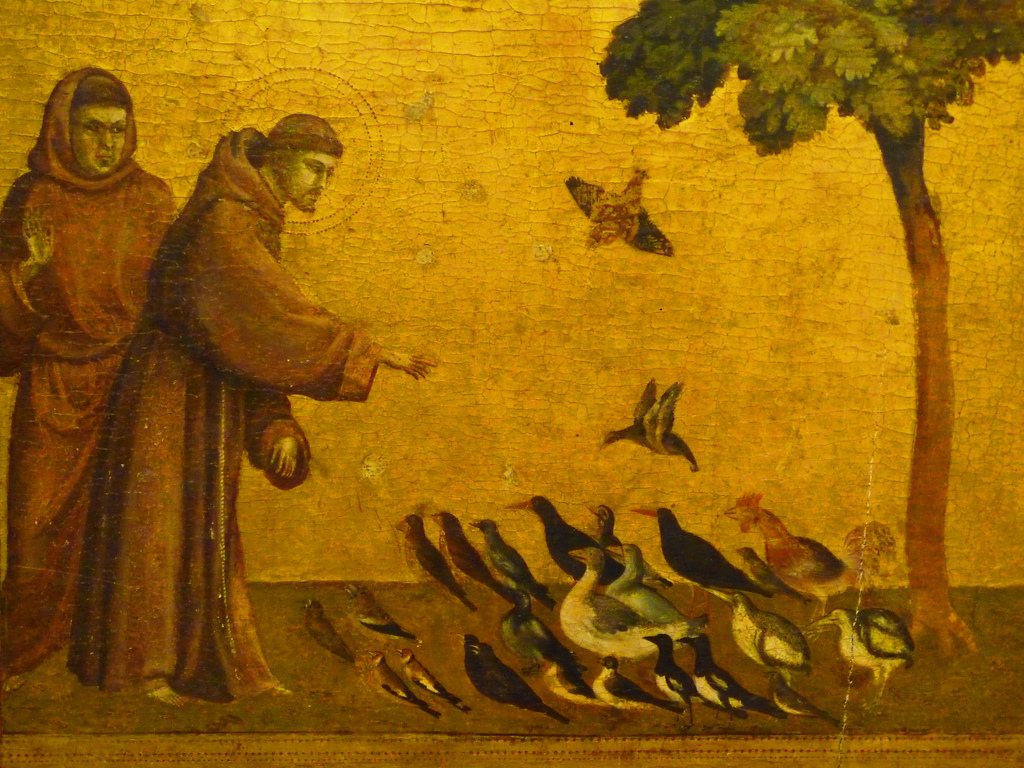 St. Francis - Giotto 1295