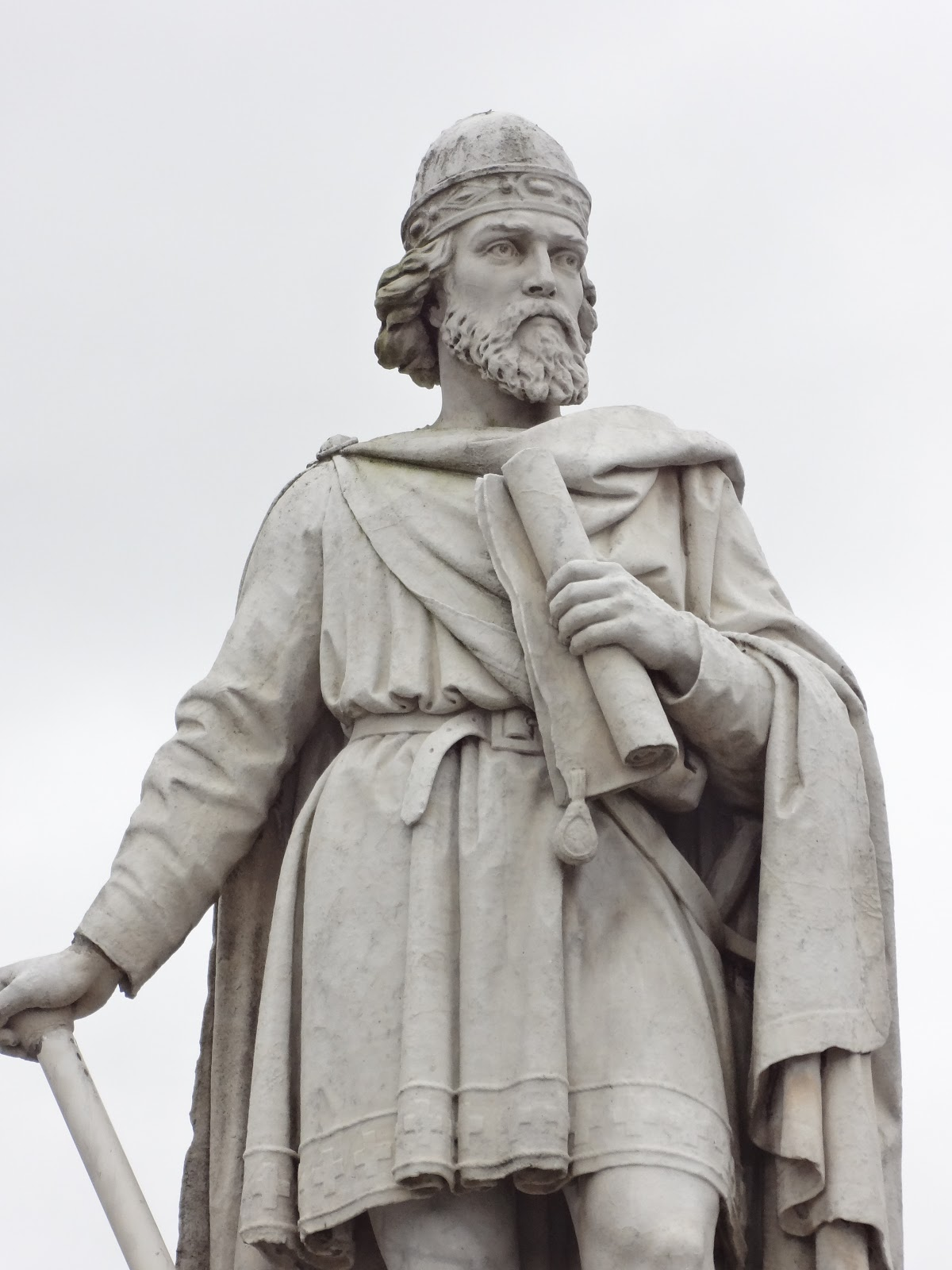 Alfred the Great, King & Confessor